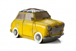 Yellow Mini Car Retro Light
