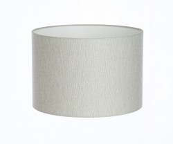 Hand Made Natural Linen Lampshade