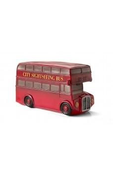 Red London Bus Retro Light
