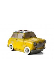Yellow Mini Car Retro Light